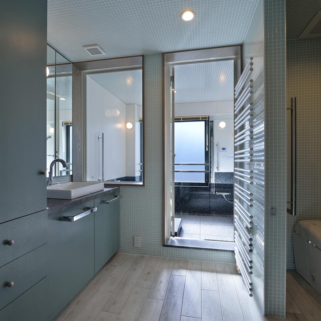 N4・洗面室